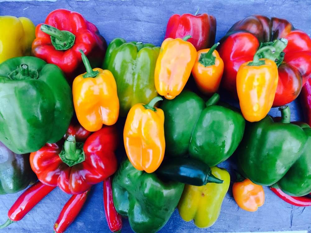 summer pepper mix