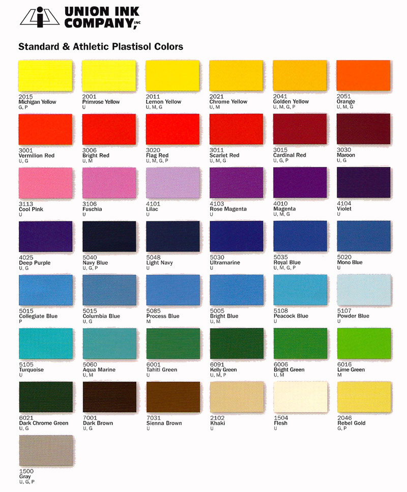 Pantone Color Book For Screen Printing | Coloring Pages