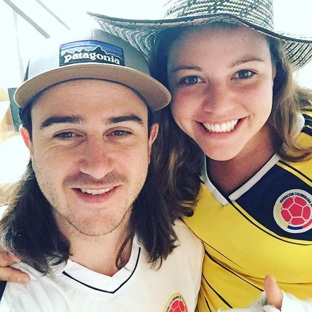 Vamos Colombia 🇨🇴! . . #fifa18 #colombia #champions #honourarycolombian