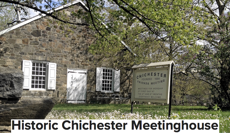 Historic Chichester Meetinghouse