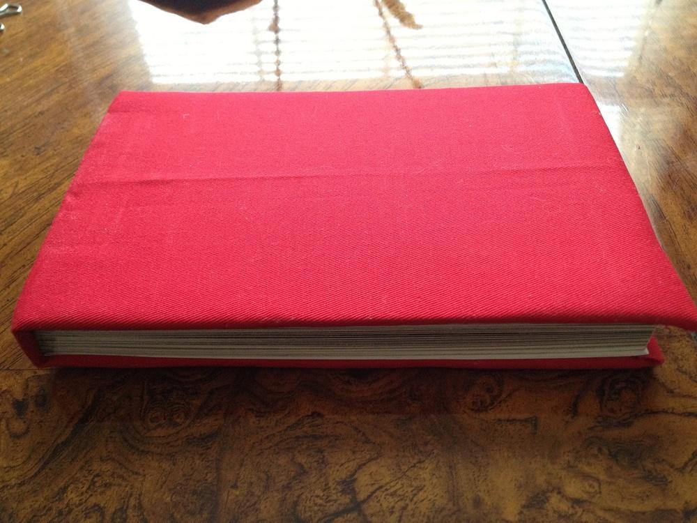 Red (Children's Book) / Design + Content + Binding