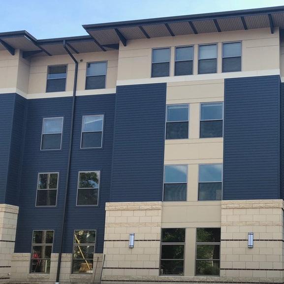CLEVELAND, OHEMERALD DEVELOPMENT - Project: Unit plumbing remodelCompletion Date: August 2017Superintendent: Aaron Belknap