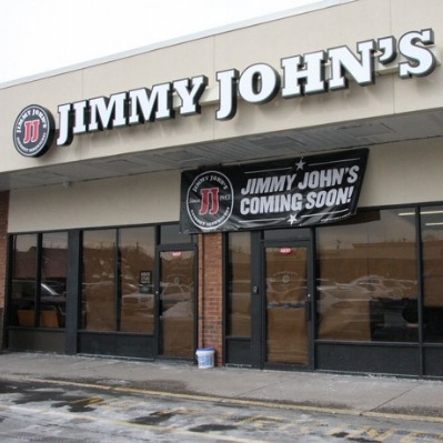 MASSILLON, OHJIMMY JOHN'S - Project: Installation of complete plumbing systemCompletion Date: August 29, 2016Superintendent: David Jastal