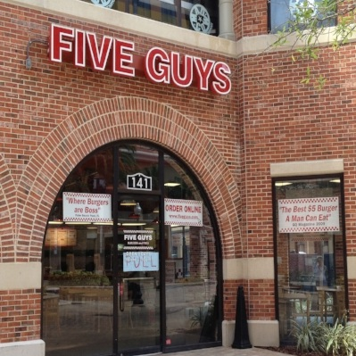 AVON, OHFIVE GUYS - Project: Installation of complete plumbing systemCompletion Date: December 20, 2016Superintendent: David Jastal