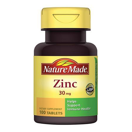 Zinc Supplements Primeros Pasos