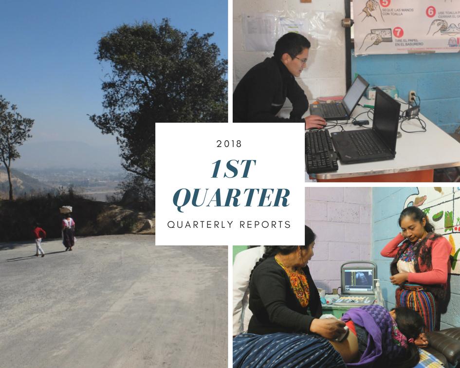 1st Quarter 2018