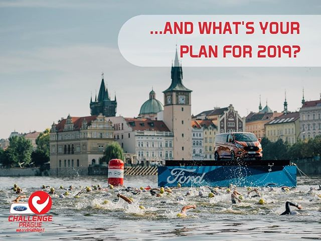Tim O'Donnell and Mirinda Carfrae have put together their race schedule for 2019 and it includes the Ford Challenge Prague triathlon. They want you to join them for an ultimate destination race experience! Please click on the website link in our bio for more info. @challengeprague @challengefamily @mirindacarfrae @tointri @ford_cr #trilife #triathlon #tri #swimbikerun #wearetriathlon #allabouttheathlete #racecation #destinationrace #prague #hokaoneone #timandrinnyshow