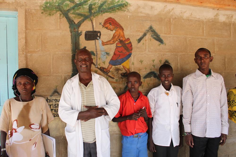 Health Clinic, Clean Water in Samburu Kenya Africa