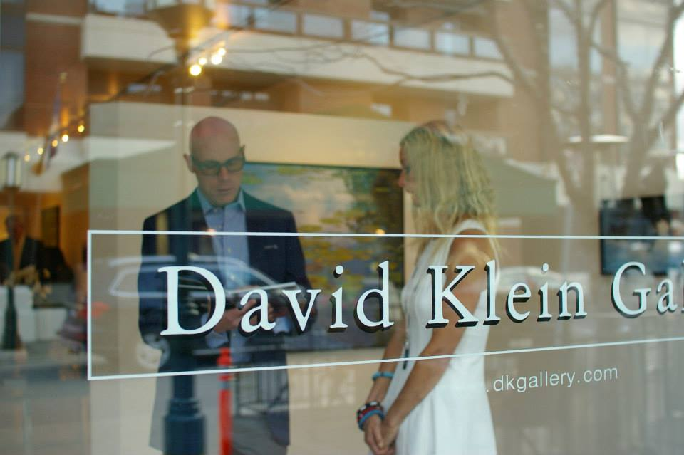 The David Klein Gallery