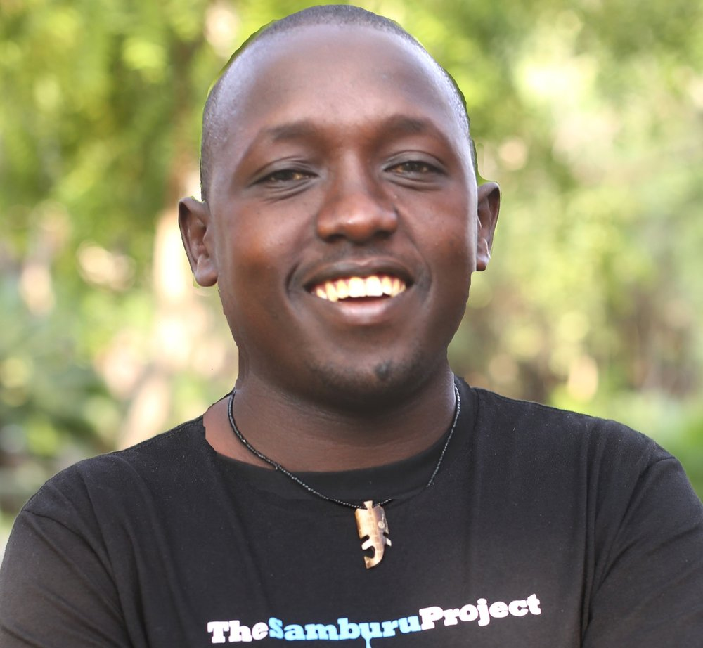 Eric Lekolii, The Samburu Project Project Manager