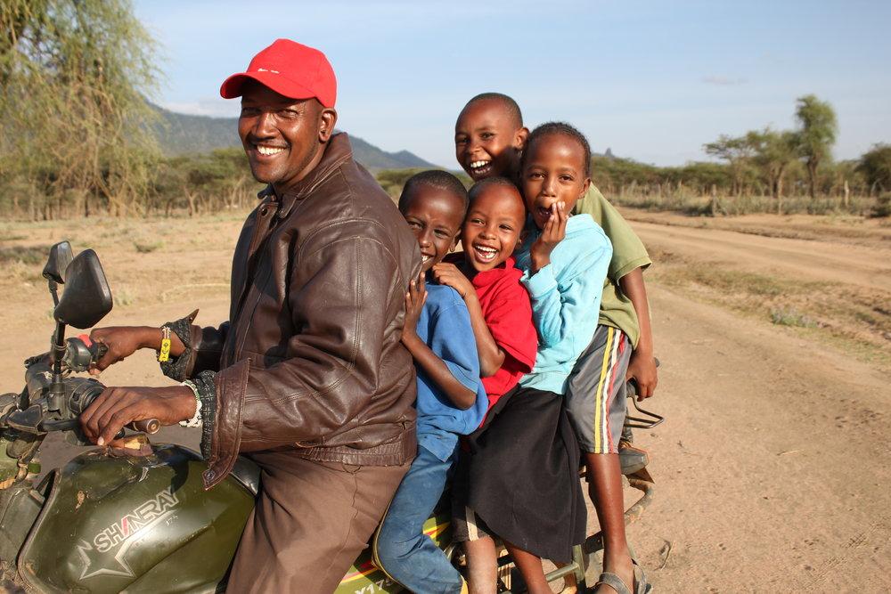 Paul Lekuuk, The Samburu Project Well Maintenance Specialist