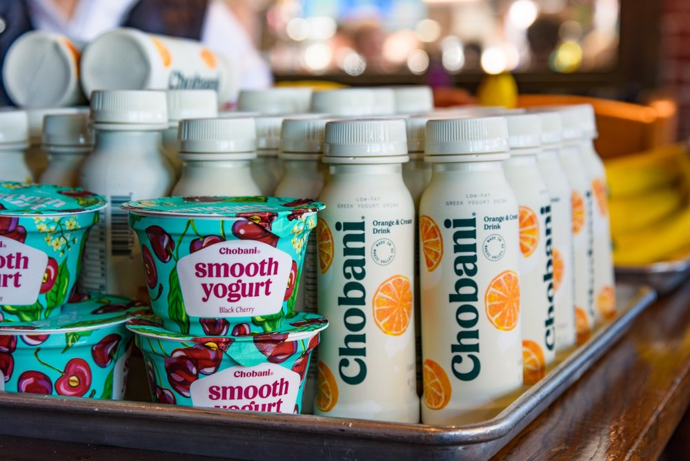 Splash Bash for Africa, Yogurt