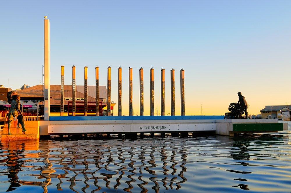 Fishermen's Jetty Memorial, Fremantle
