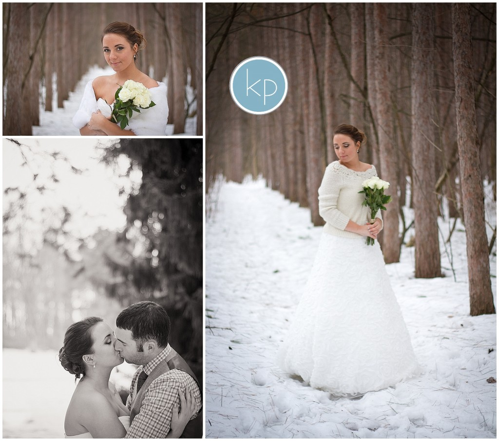 Bridal Portraits by Kaye's Photography