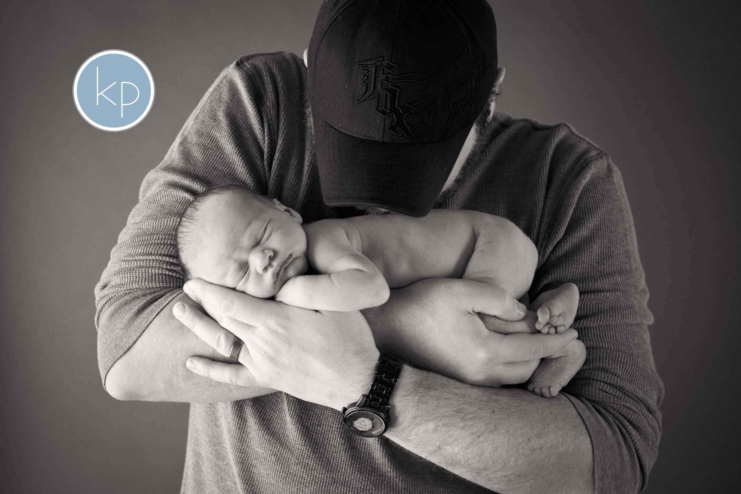 Brody's Newborn Portraits