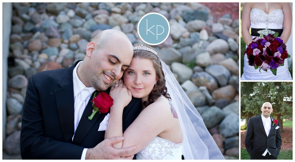 Danielle & Mark's Wedding by Kaye's Photography