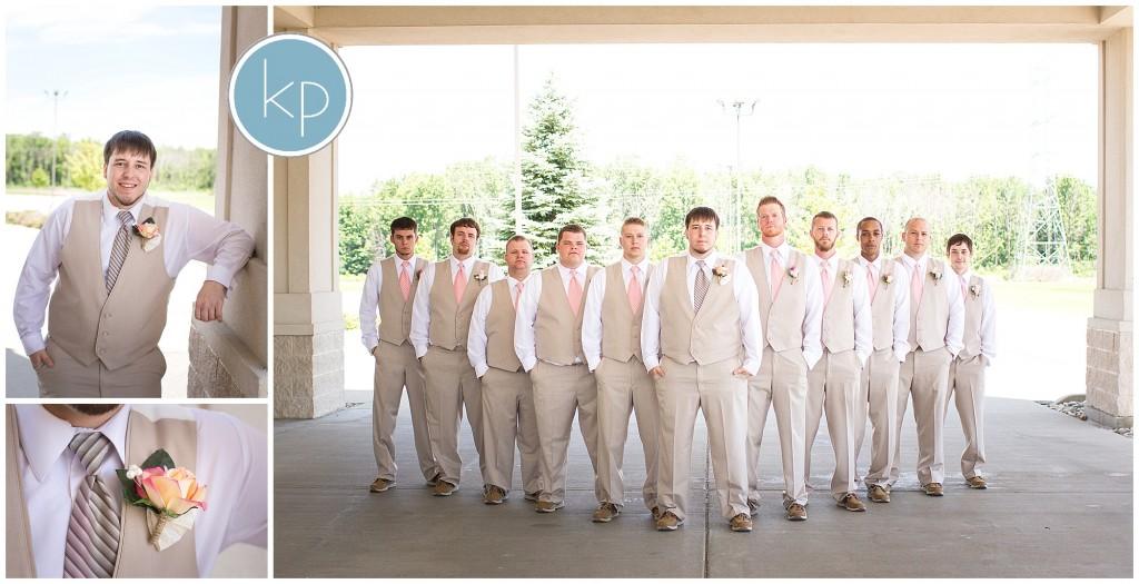groom and groomsmen, groom pose, groomsmen poses