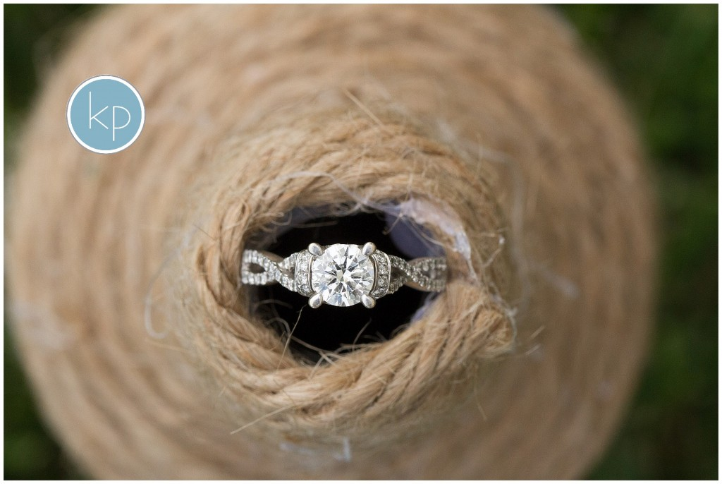 Ring shot, Bridal rings, twine, chic wedding