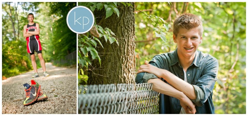 Trent's Senior Portraits