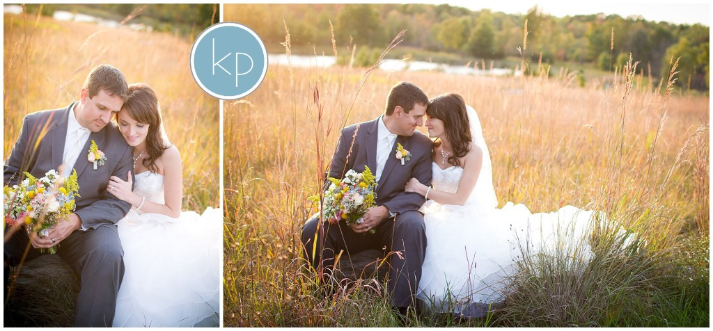 Jen & Brent | Indian Springs Wedding