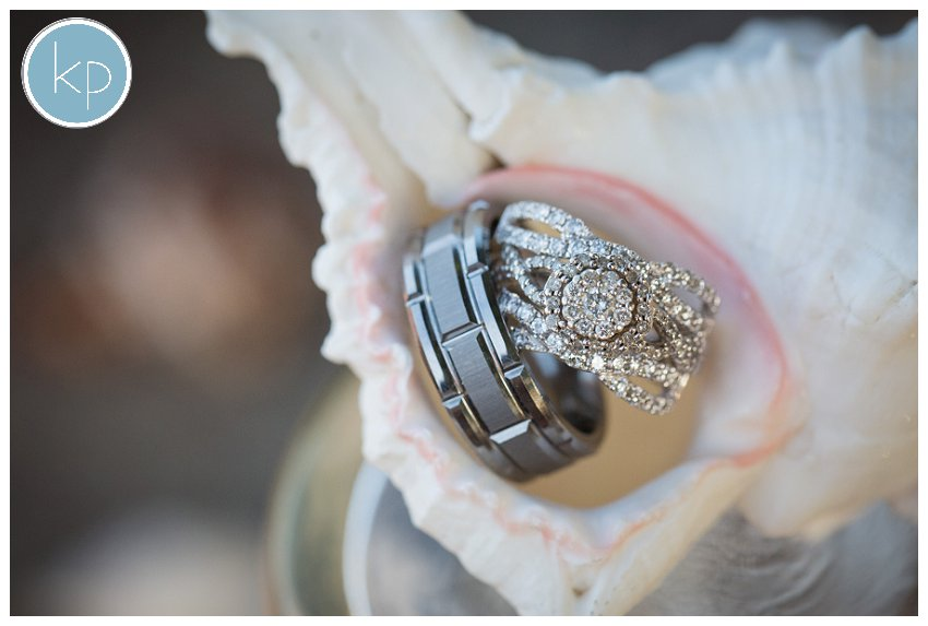 ring shot in shell