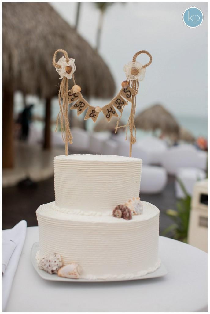 cake in the Dominican republic