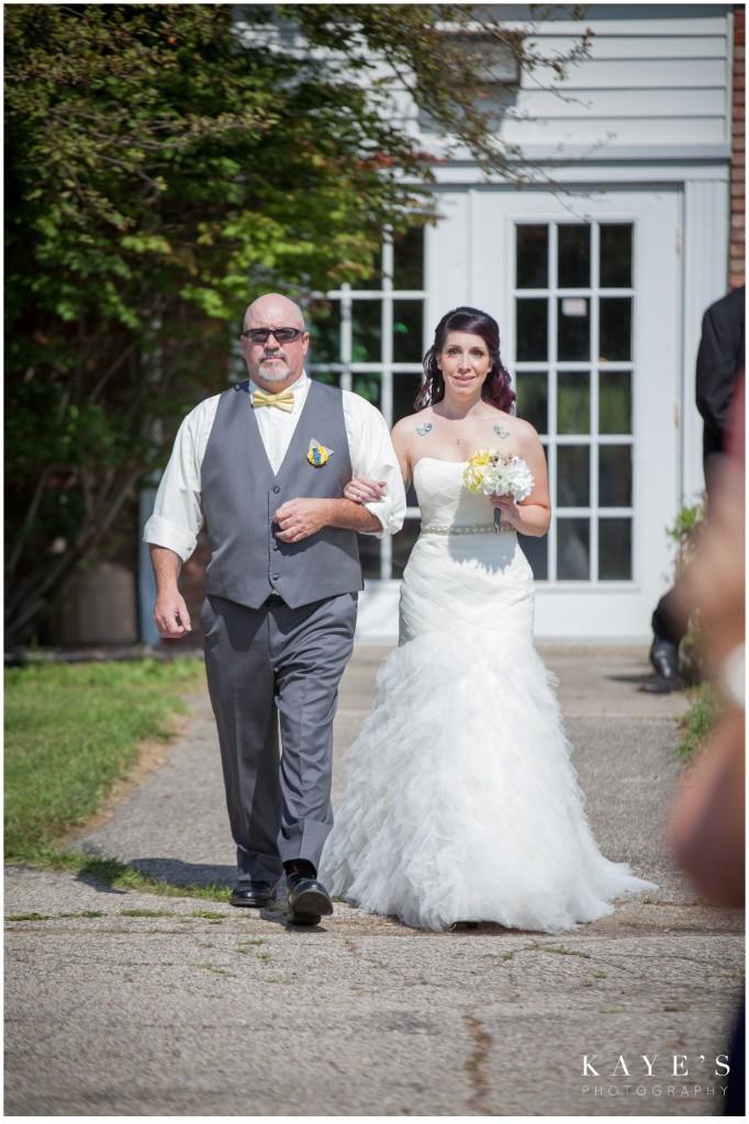 Davison Michigan Wedding