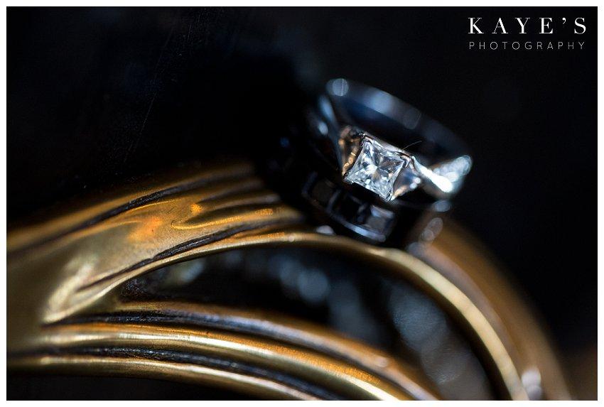 Unique ring shot