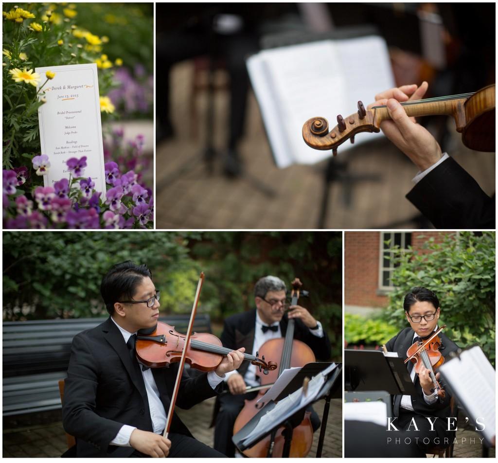 wedding, music, violin, henry ford