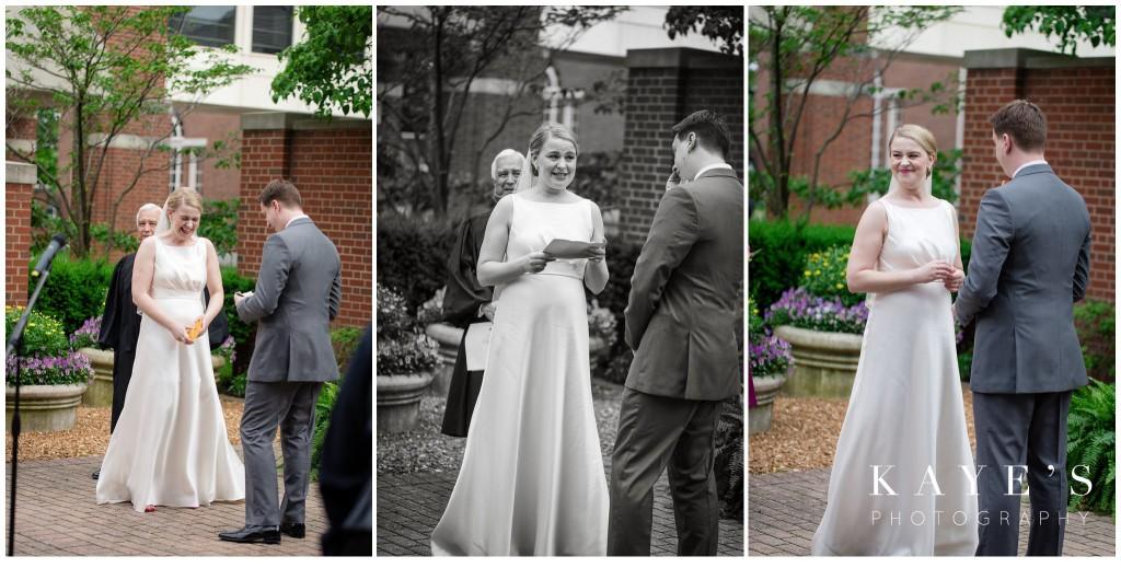 bride, groom, wedding, henry ford lovetts, black and white