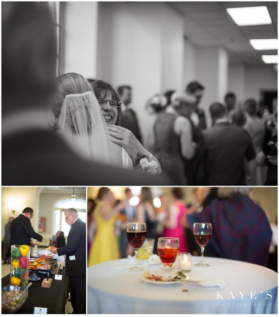 black and white, drinks, food, wedding, henry ford lovett