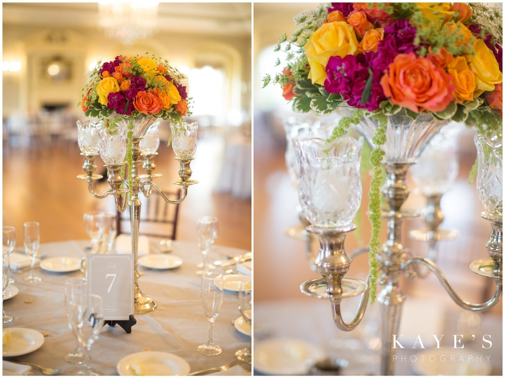 bouquets, center pieces, table scapes