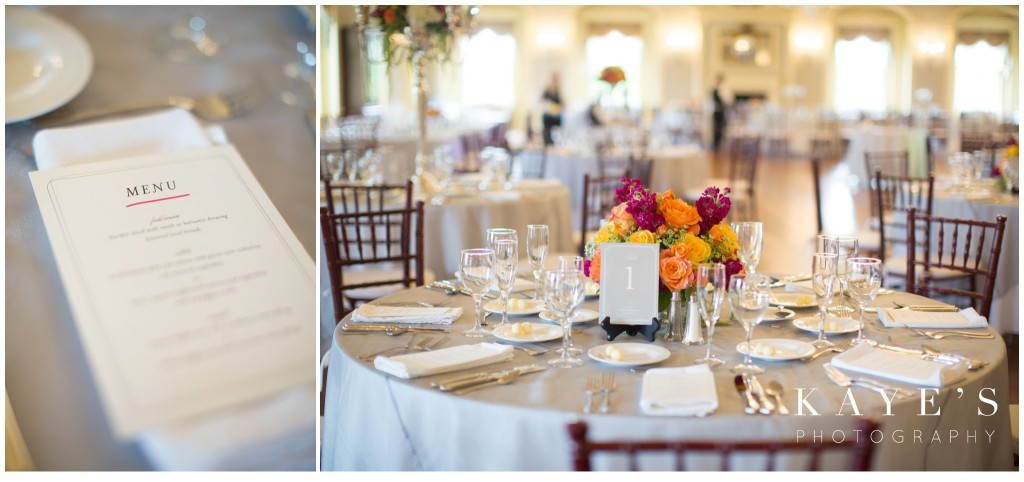 table scapes, flowers, center pieces
