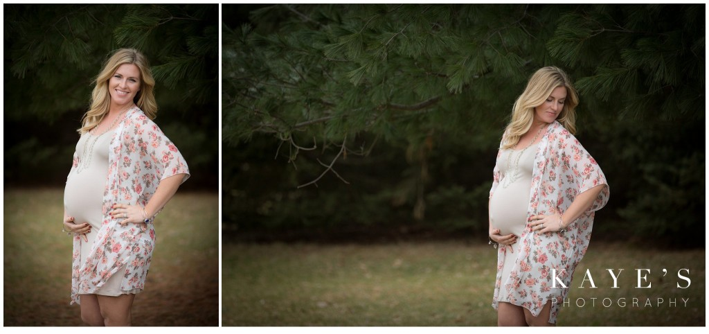 pregnant belly, pregnant woman in field, hands on hip, baby bump,