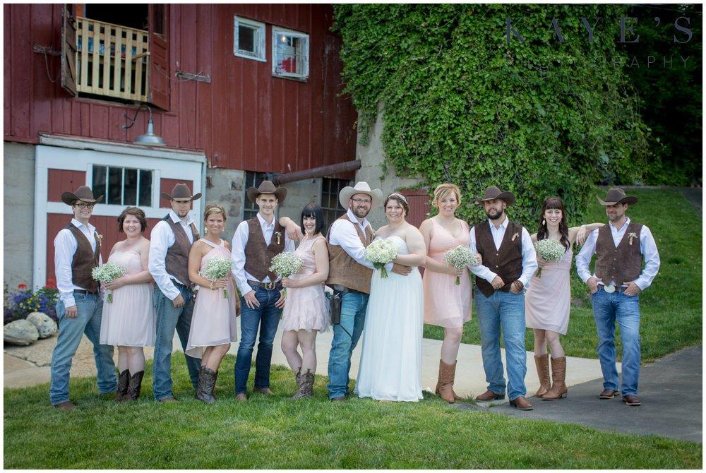Hudsonville Michigan Wedding Photographer, Hudsonville Michigan Wedding Photography, The Old Wooden Barn Hudsonville Michigan Wedding photography, wedding line up, barn wedding, bride and groom with wedding party