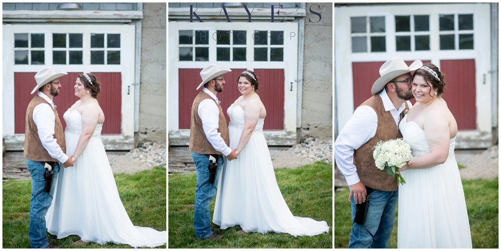 Hudsonville Michigan Wedding Photographer, Hudsonville Michigan Wedding Photography, The Old Wooden Barn Hudsonville Michigan Wedding photography, bride and groom in front of barn, barn wedding, bride and groom in love, bride and groom snuggling
