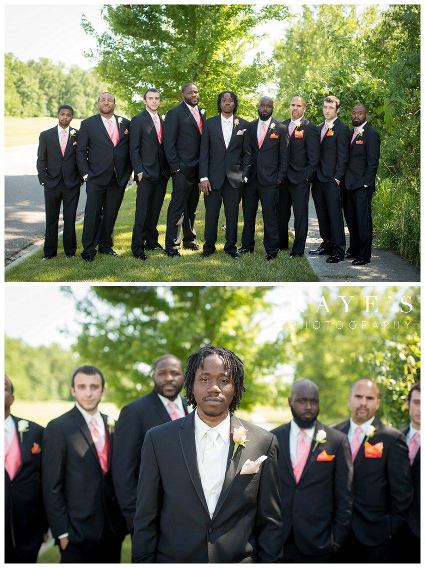 Captain's Club Wedding Photographer, Captains Club Grand Blanc Michigan Wedding photography, grand blanc michigan wedding portraits,mid michigan wedding photography, groomsmen, groom with groomsmen, serious groom