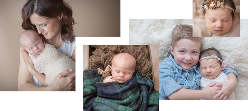 grand blanc professional photographer capturing baby photos