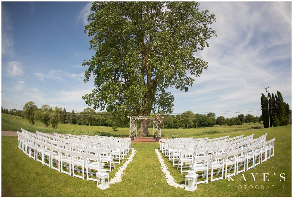 fox hill ceremony site in plymouth michigan