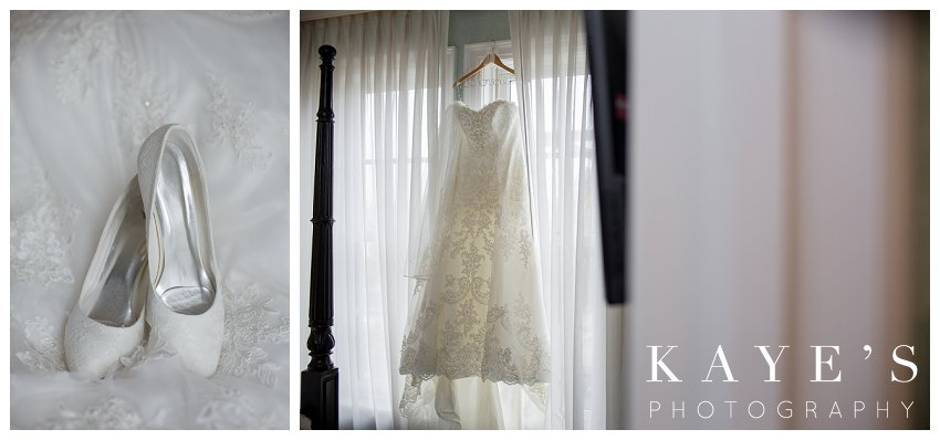 bride details on wedding day captured by kayes photography