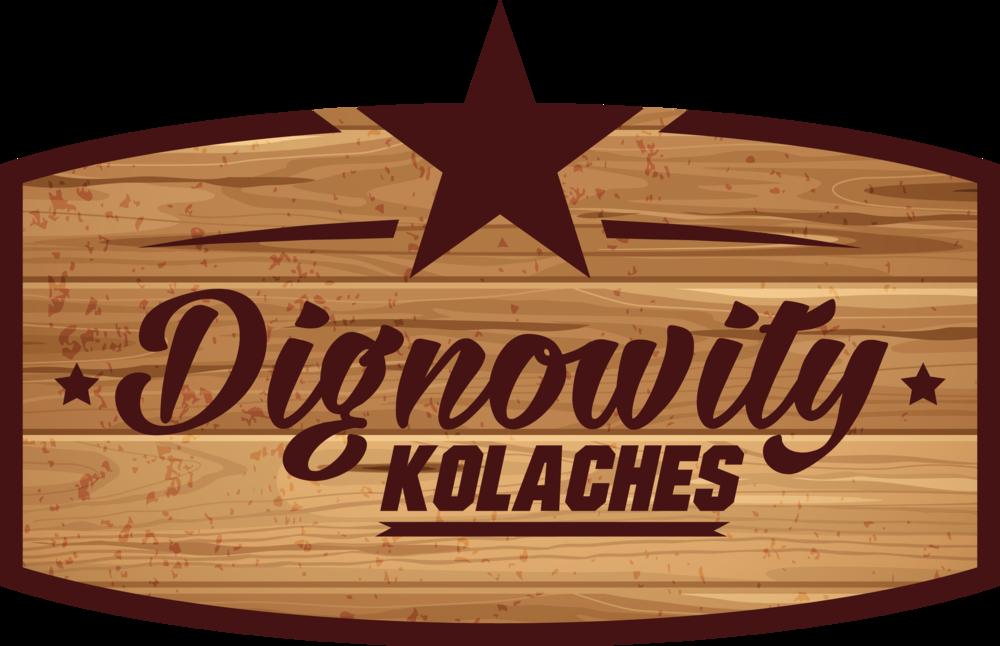 Dignowity Kolaches Logo