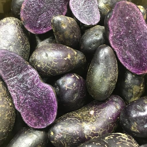 Purple Bliss Potatoes