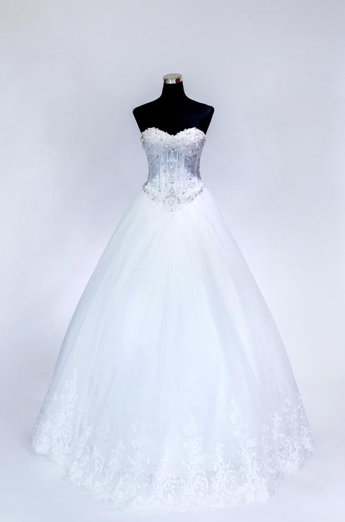Wedding Dress 001 — BV GOWN Singapore— Wedding Gown Rental Singapore