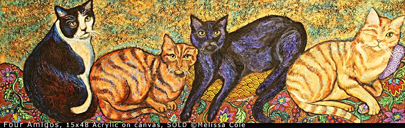 CAT-19_FourAmigos_Copyright_Melissa_Cole