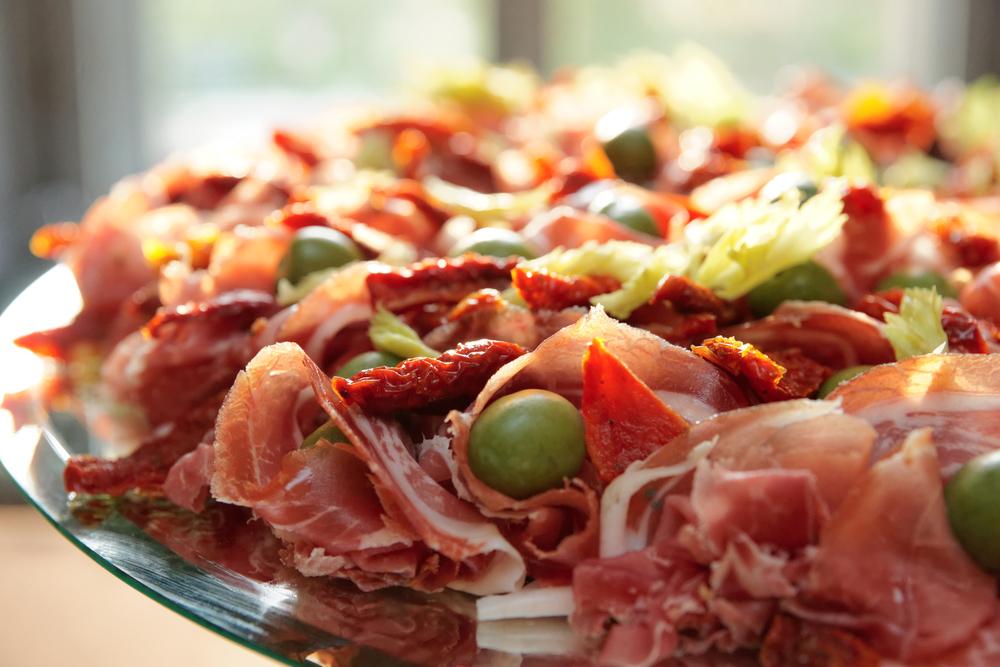 Ham, Prosciutto, and Pancetta