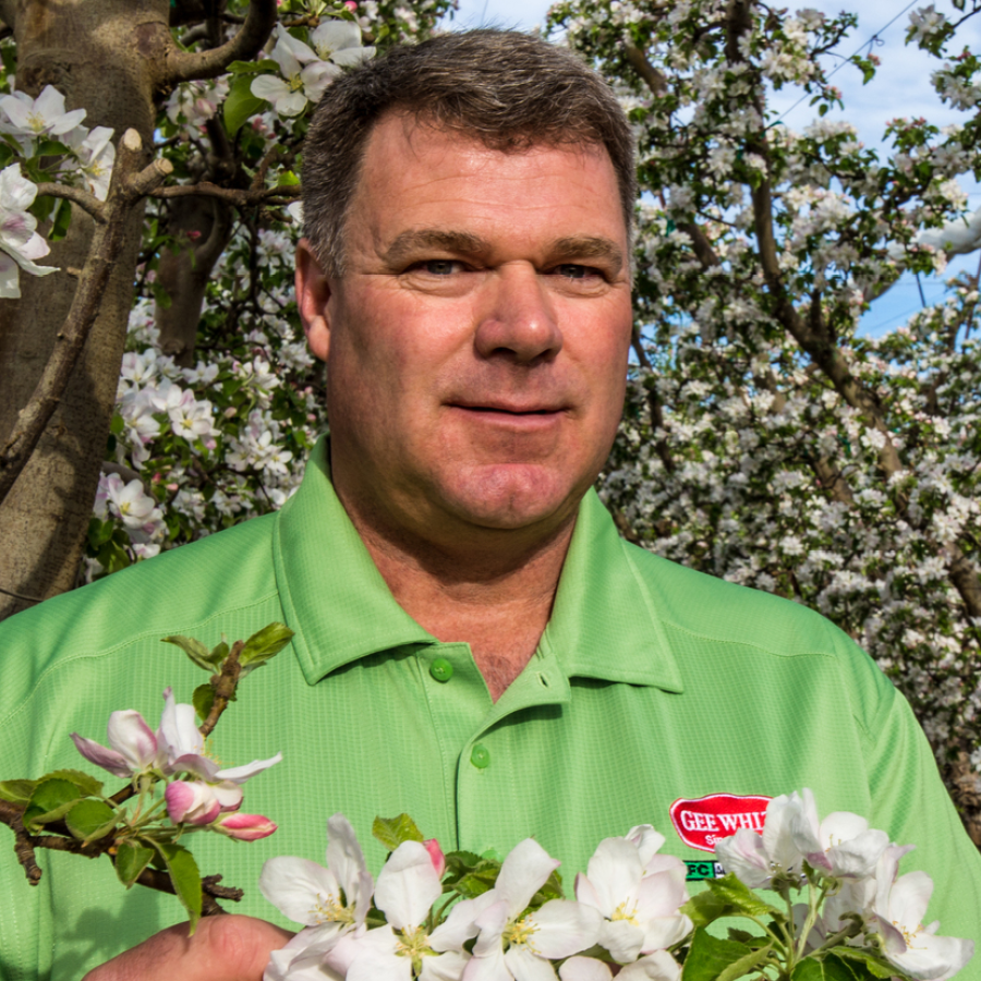 Del Feigal  President of Orchard Management