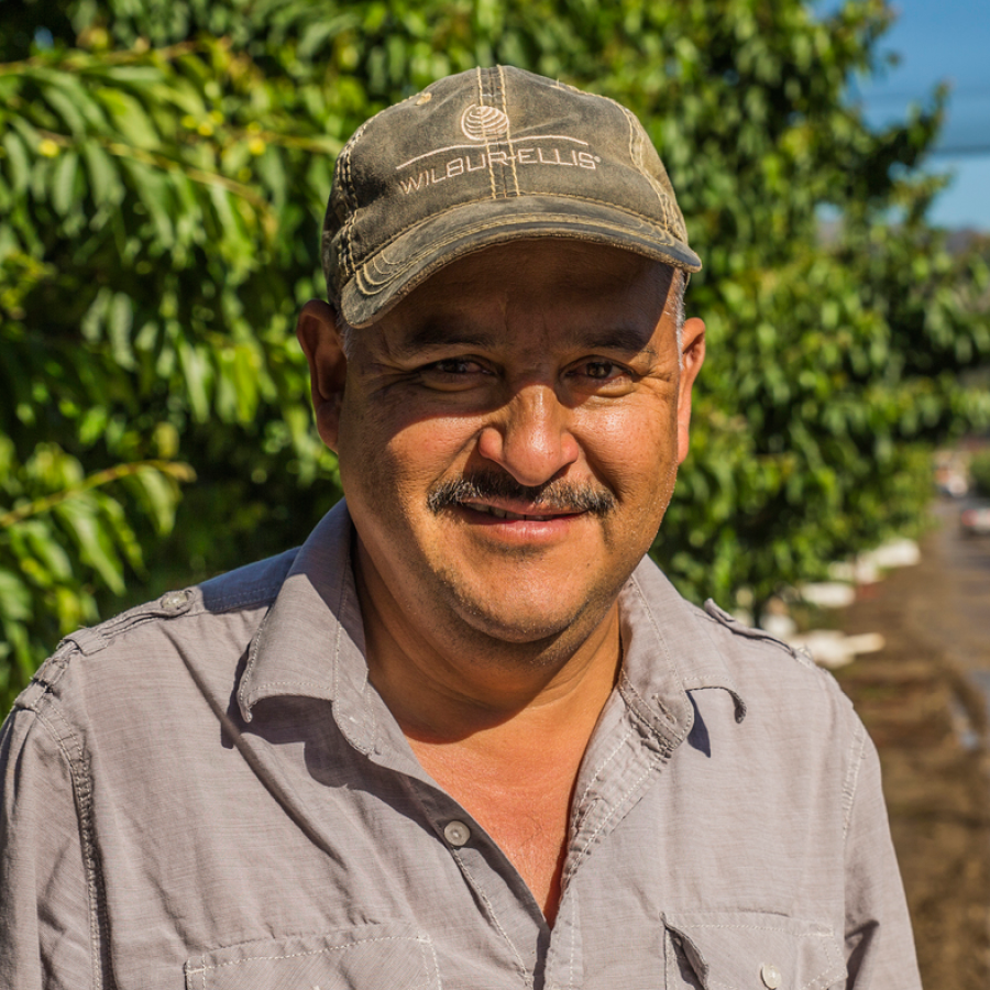 Lupe Iniquez Orchard Manager, Orondo