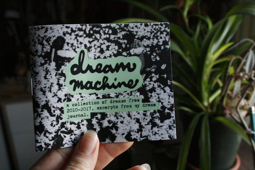 dream machine, 2017