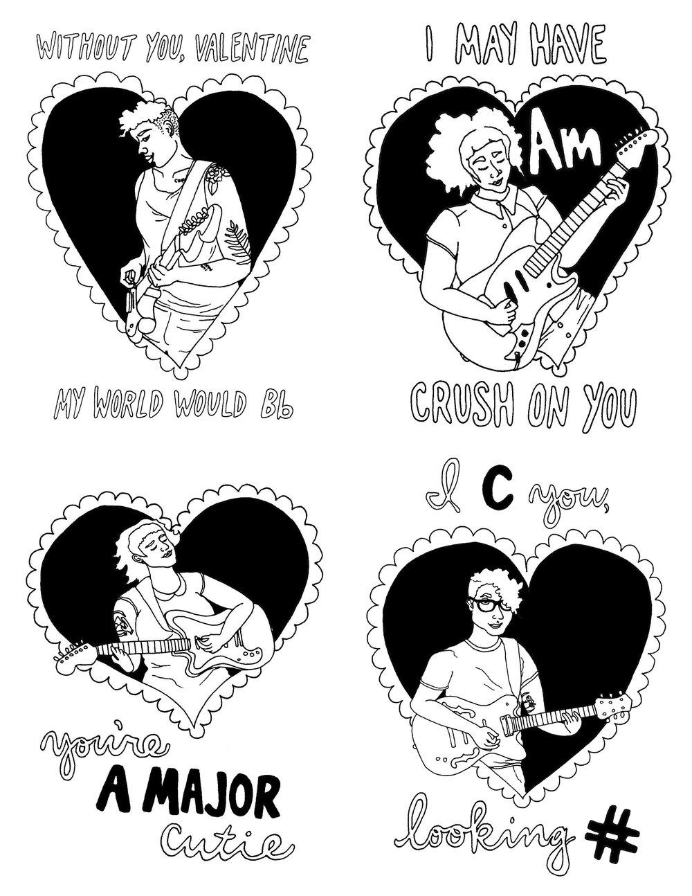 chord joke valentines