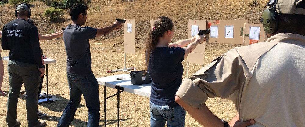 Beginner Pistol Class